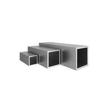 Paip persegi hollow.
